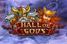 Hall of Gods - slot z jackpotem
